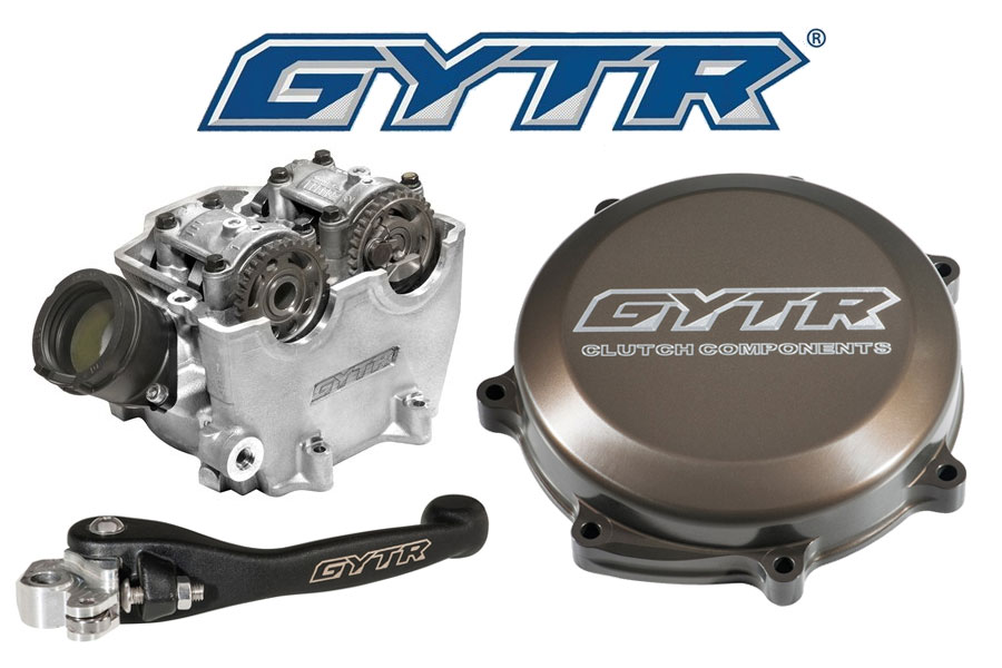 GYTR Parts - GYTR Parts for all Yamaha's. Yamaha Is Driven To Race And Win.